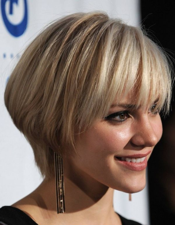 The Best Short Layered Bob Hairstyles 3