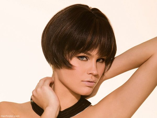 Very Short Bob Haircuts for Fine Hair 2