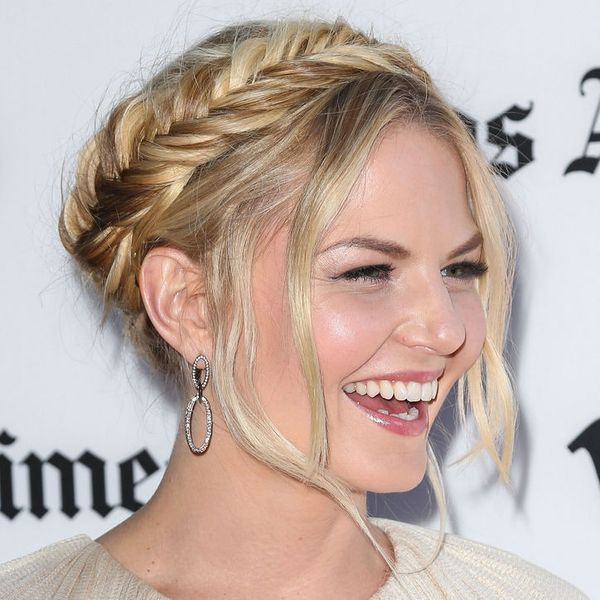 How about a Messy Updo for Short Hair? 3
