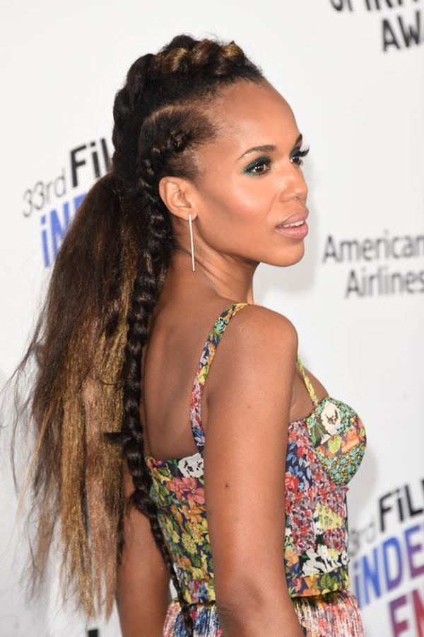 Trendy Hairstyles with Braids for Women 2