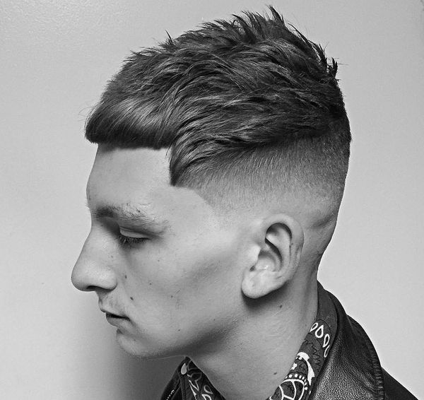 Top Men's Spiky Haircuts 2