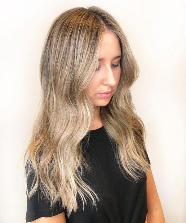 Cool Haircuts for Long Straight Blonde Hair 2