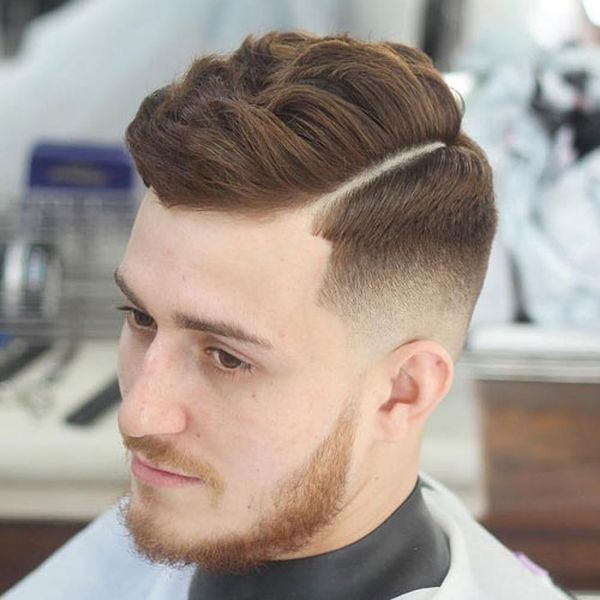 Side Part Haircut, Best Men's Side Part Hairstyles (2019)