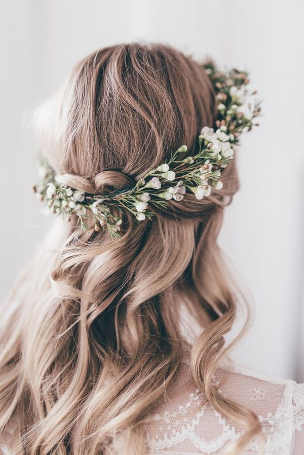 Bridesmaid And Wedding Guest Hairstyles For Long Hair 3