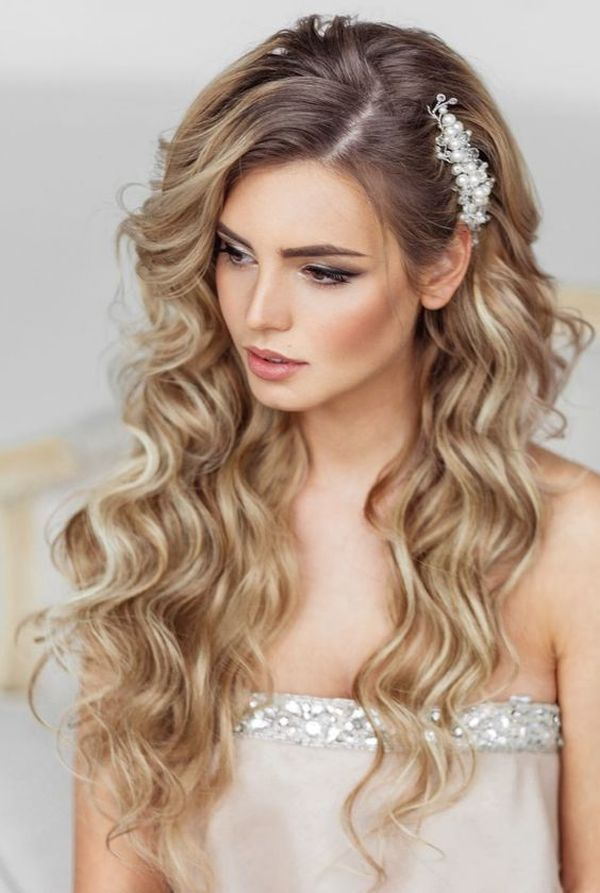 Wedding Hairstyles for Long Hair, Bridal Updos for Long Hair
