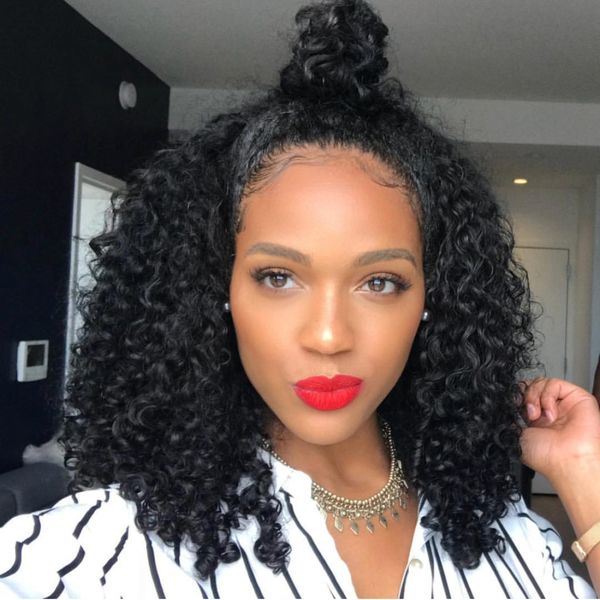 Cool Hairstyles for Long Natural Black Hair 2