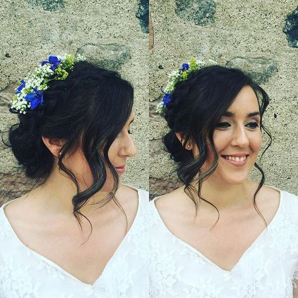 Popular Wedding Hairstyling Ideas For Long Hair13