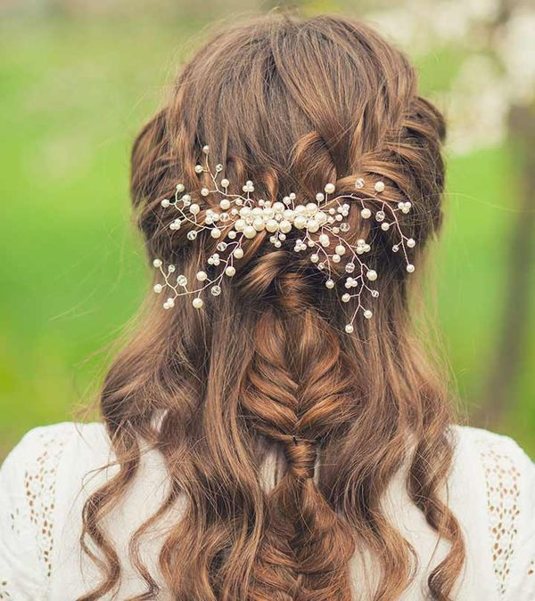 Wedding Updos For Long Hair: Wedding Hairstyles For Long Hair, Bridal Updos For Long