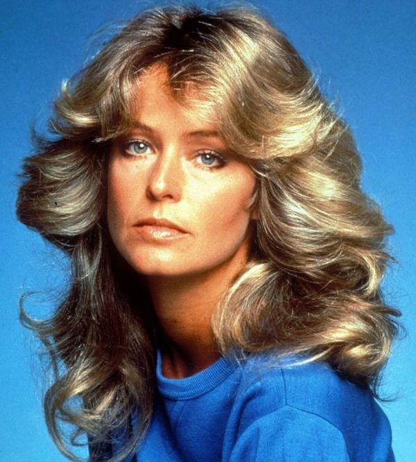Still Popular 70s Feathered Haircuts for Curly Hair 3