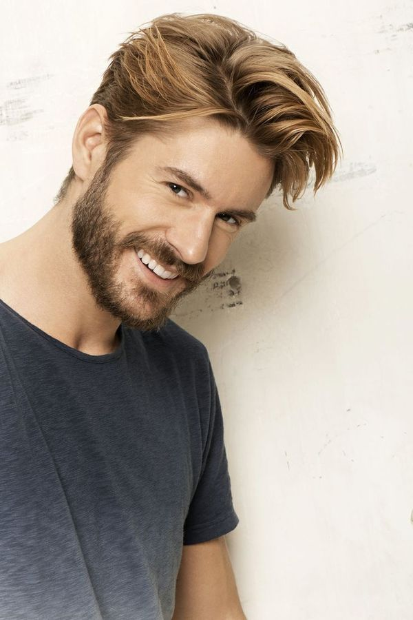 Ideas of Hairstyles for Dirty Blonde Hair Men 2