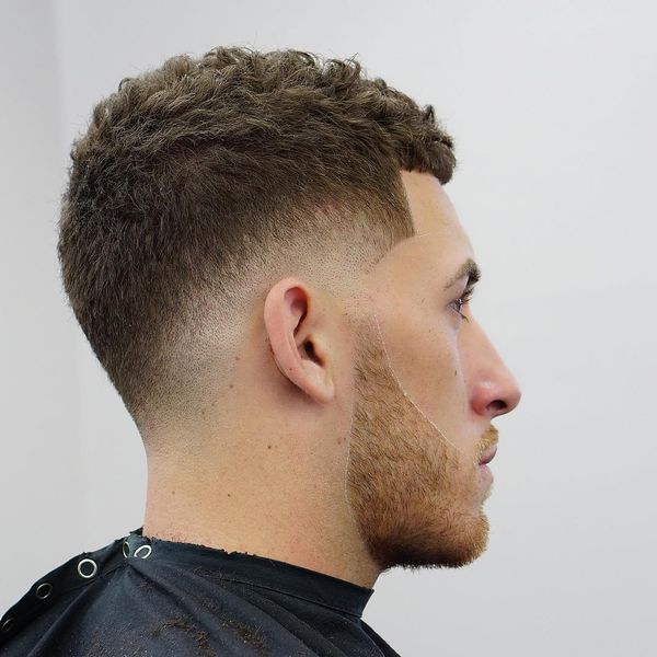 Medium Low Fade Hairstyles Youll Love 2