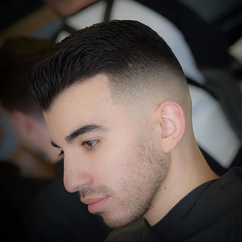 Best Military Fade Haircut Ideas 3