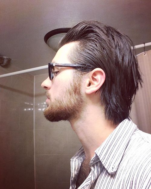 Hipster Mullet Haircut 3