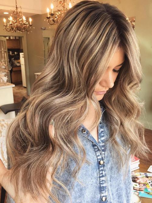 Best Brown Hair With Blonde Highlights Ideas 2019