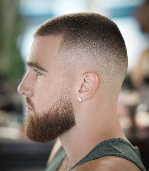 Cool Military Buzz Cut and Crew Cut 3