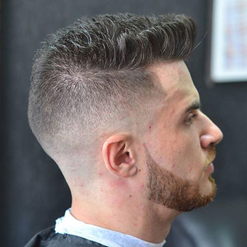 Short Quiff Hairstyle Ideas 3