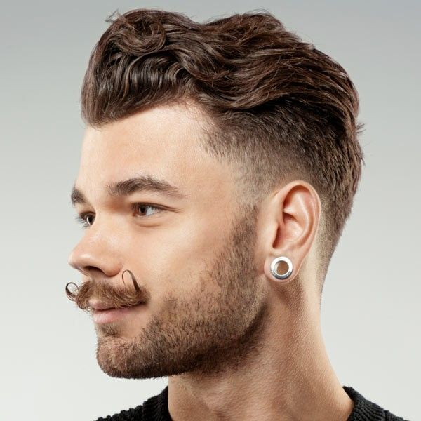 Ideas of Short Hipster Hair Styles For Men 4