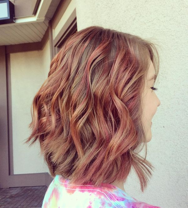 Awesome Lob Haircut With Layers For Long Hair 2