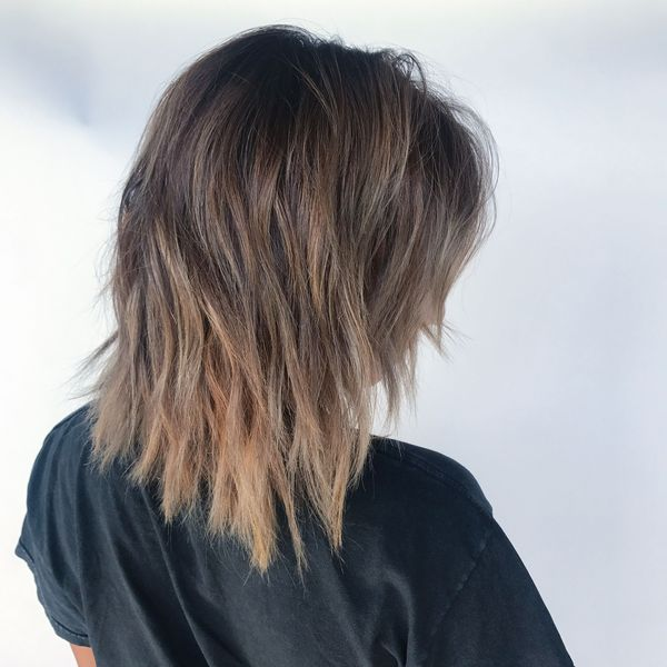 Awesome Lob Haircut With Layers For Long Hair 5