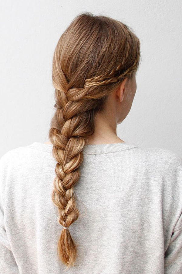 Awesome ideas of long plaited hair 1