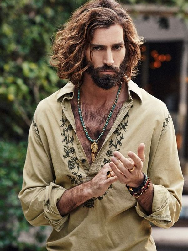 Awesome male haircuts for thick wavy hair 2
