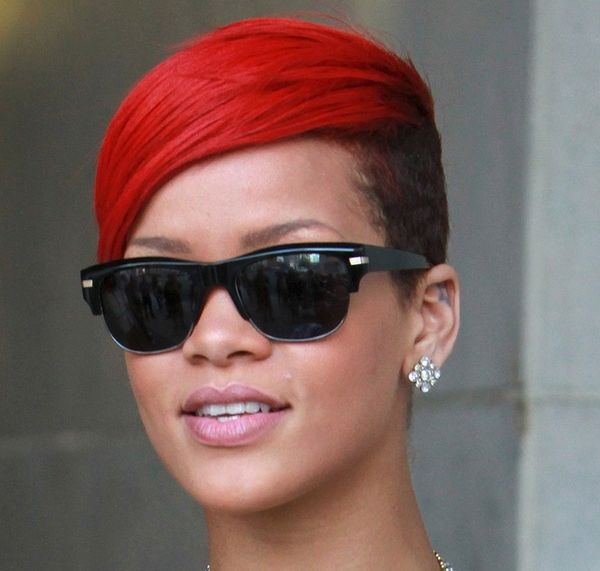Bright Hair Colors to Try on Short Hair 1