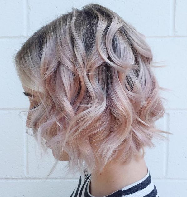 Cool Haircuts for Medium Length Thin Hair 5