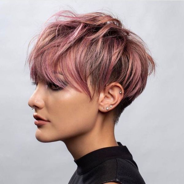Hair Color Ideas for Short Hair: Looks and Ideas Trending in May 2019