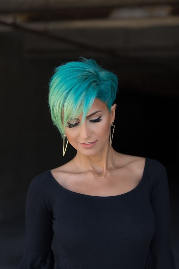 Cool Short Hair Color Ideas You Will Like 3
