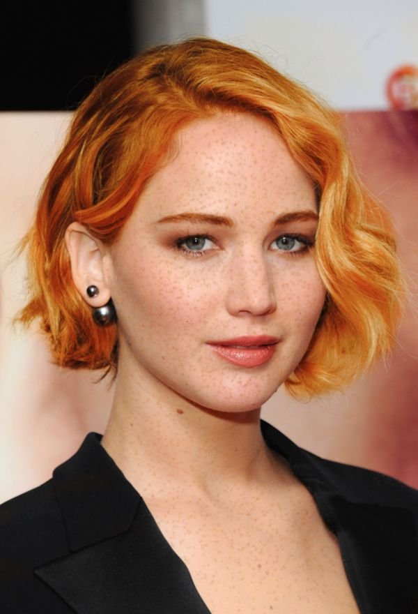 Cool Short Haircuts For Red Haired Girls 2