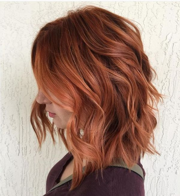36 Cool Short Red Hairstyles And Haircuts December 2019