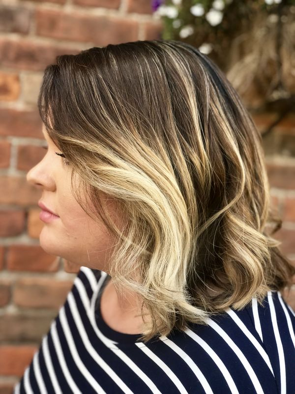 Cool ideas for brown hair color with highlights 3