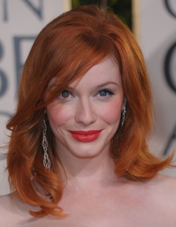 Cute Hairstyles For Short Red Hair With Bangs 3
