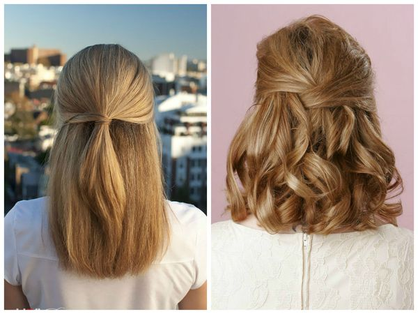 60 Easy Updos For Medium Hair November 2019