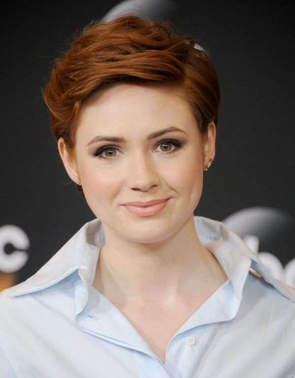 Famous Redheads With Short Hair 2