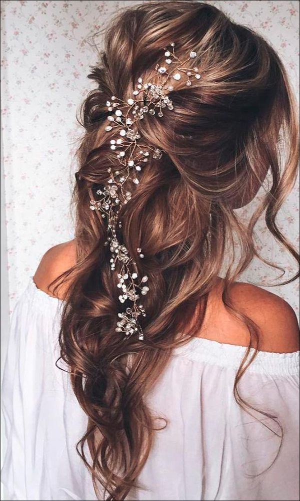 60 Fresh Prom Updos for Long Hair (January 2020)