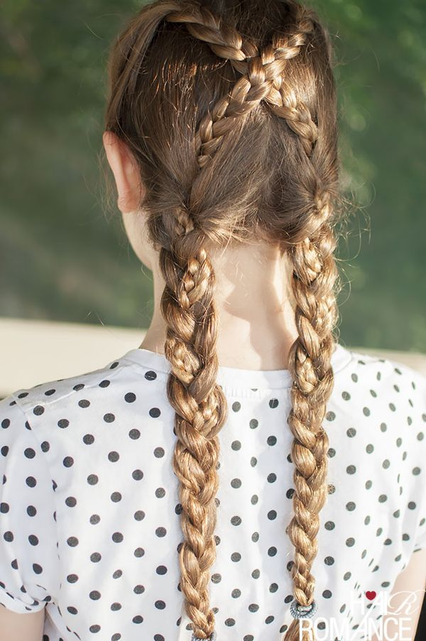 French braid ideas for really long hair 1