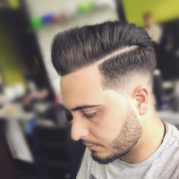 Hard part pompadour 2