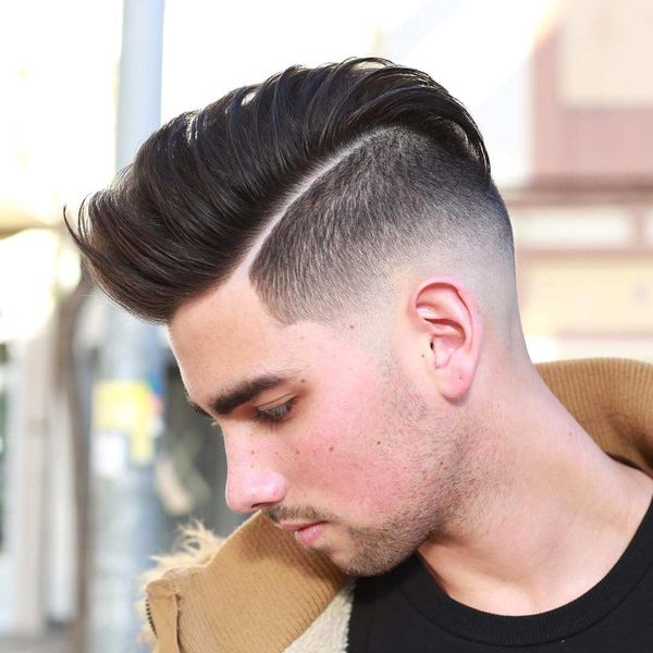 Hard part pompadour 3