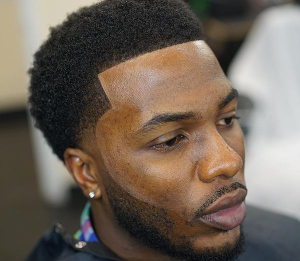 Interesting lineup haircuts to try 1