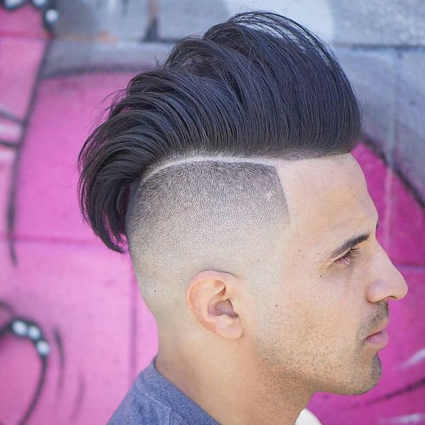 Line Up Haircut 48 Cool Fade Line Haircuts March 2019
