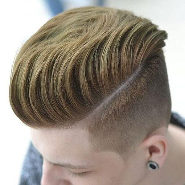 Longer hairstyles for men with thick hair 3