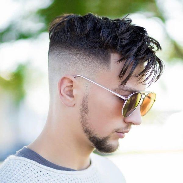 Modern Hairstyles For Guys To Get The Messy Hair Look 8