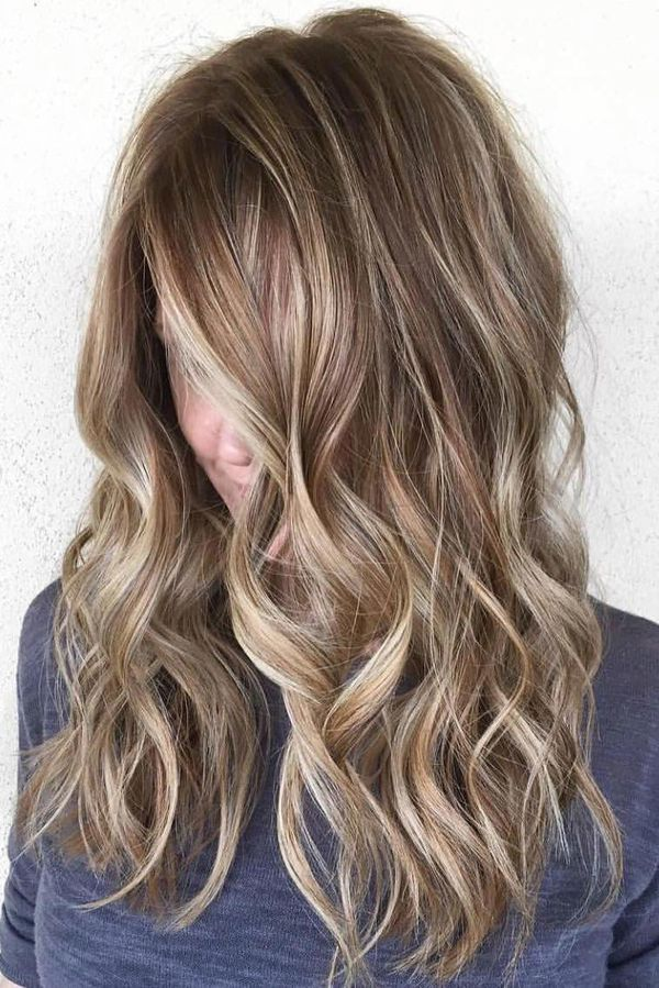 Brown Hair With Highlights Looks And Ideas Trending In March 2019