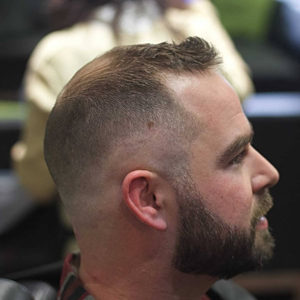 Best Haircuts And Hairstyles For Balding Men February 2019