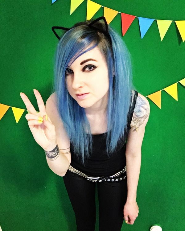 Popular emo hair colors for emo teen girls 3