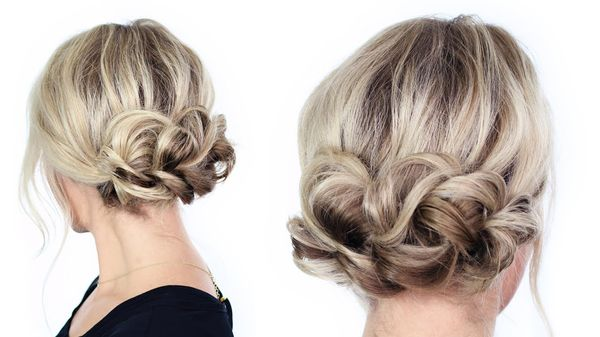 Quick and easy prom hairstyles for girls with long hair 3
