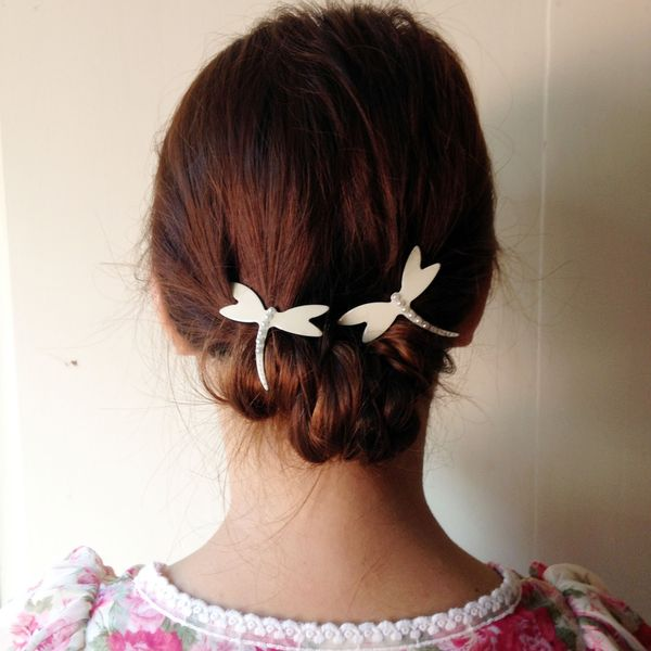 Semi Formal Upstyles For Medium Hair To Do Yourself 4