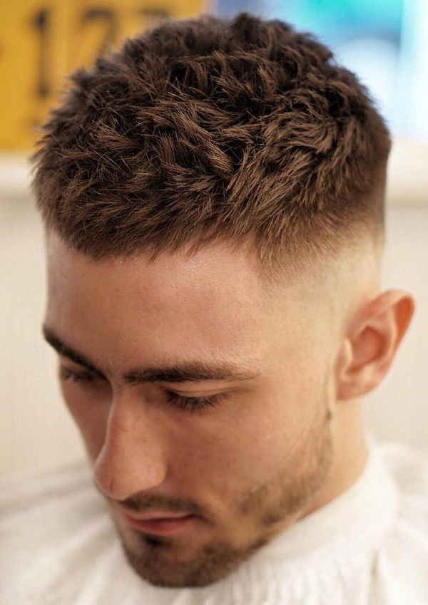 Sexy Short Messy Hairstyles For Men 3