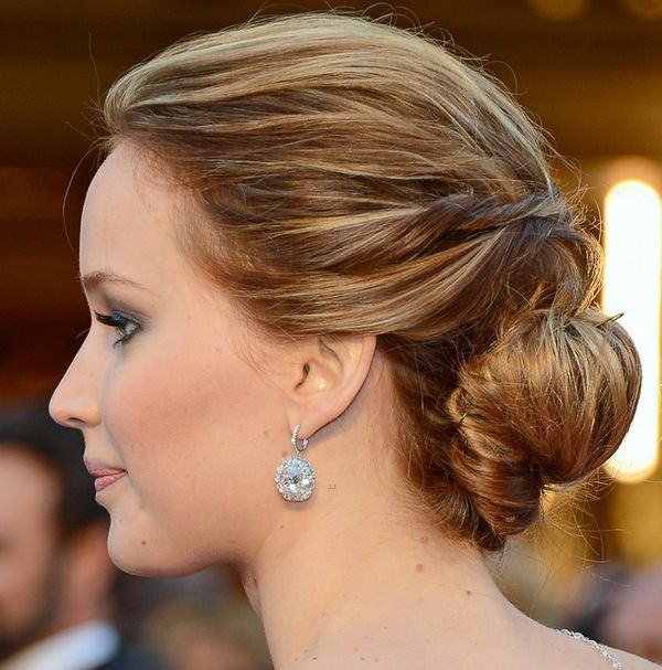 Simple Elegant Formal Hairstyles For Medium Hair 1